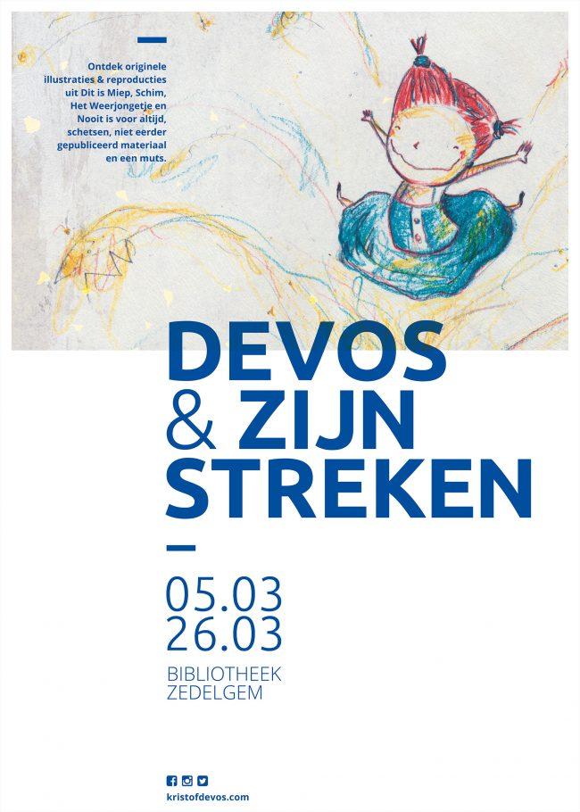 Tentoonstelling Devos & zijn streken