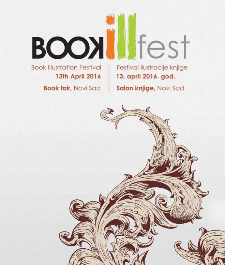 BookIll Fest in Servië