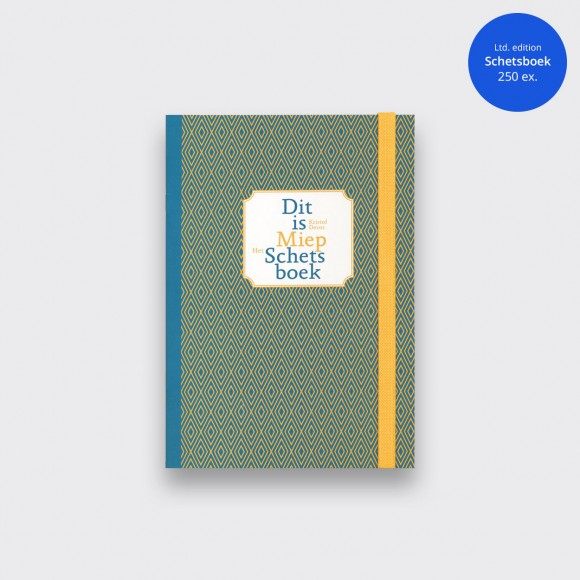 Dit is Miep, Het Schetsboek