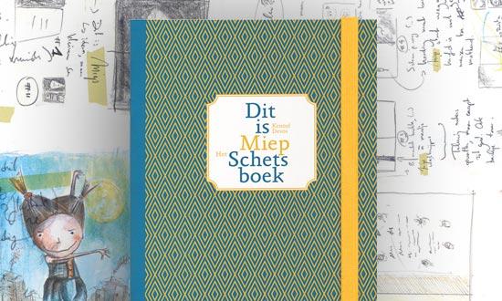 Dit is Miep schetsboek