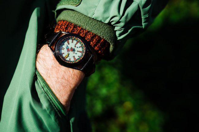 Tijd voor een tweede horloge
