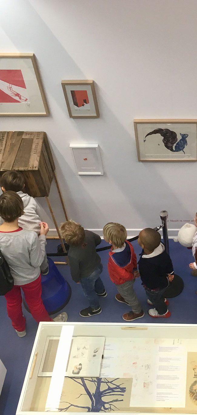Pop-up tentoonstelling  Devos & zijn Streken in Knokke