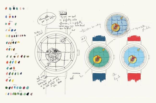 Mr Jones Watches: van ontwerp tot horloge